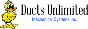 Ducts Unlimited Logo