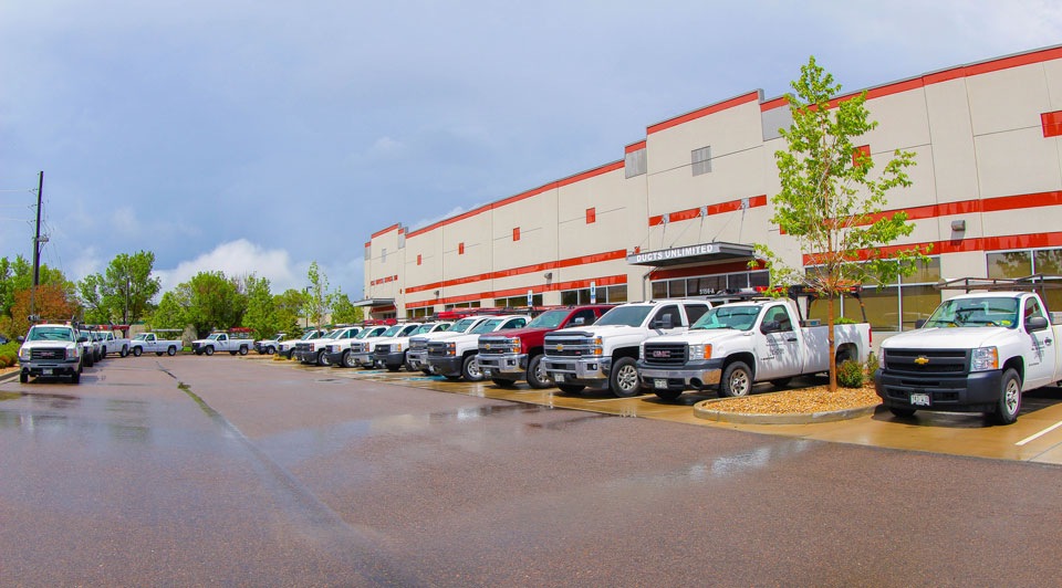 Ducts Unlimited Mechnical Systems Inc. Headquarters